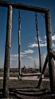 Качели в Строчицах