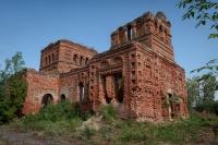 Малые Шарипы, церковь