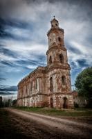 Онуфриево, церковь святого Онуфрия