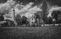 Пустынки, монастырь