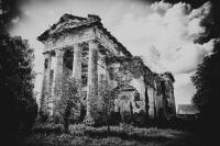 Рясна, костел святого Казимира