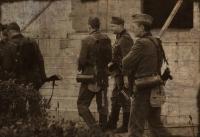 Немемцкие солдаты