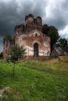 Межево. Покровская церковь