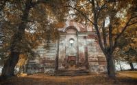 Дуброво. Костел Вознесения Девы Марии